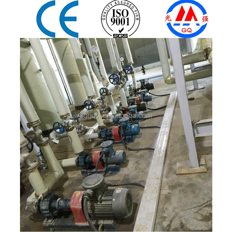 Continuous waste oil distillation equipment/waste oil refinery machine/waste oil recycling
