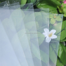 Clear Rigid PET Sheet