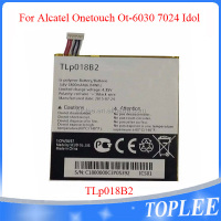 1800mAh Cell Phone Battery TLp018B2 For Alcatel One Touch Ot-6030 7024 Idol Batterie Bateria Accu Akku