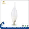 C37 LED Candle Bulb Thermally Conductive