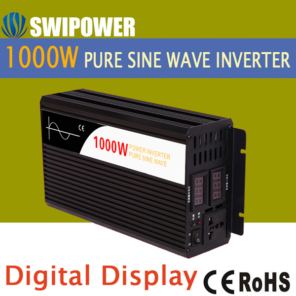 Intelligent kone inverter inverter charger 12v/24v-110v/220v
