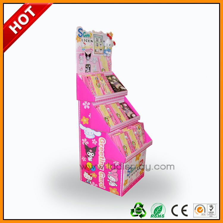 cardboard quilt rack stand ,cardboard purse lipglo free standing display units ,cardboard purse floor display
