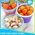 Eco-friendly new design cheap silicone baby food container