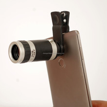 Factory Price 8X Telephoto Lens for Mobile phone Camera Phone Lens for Iphone