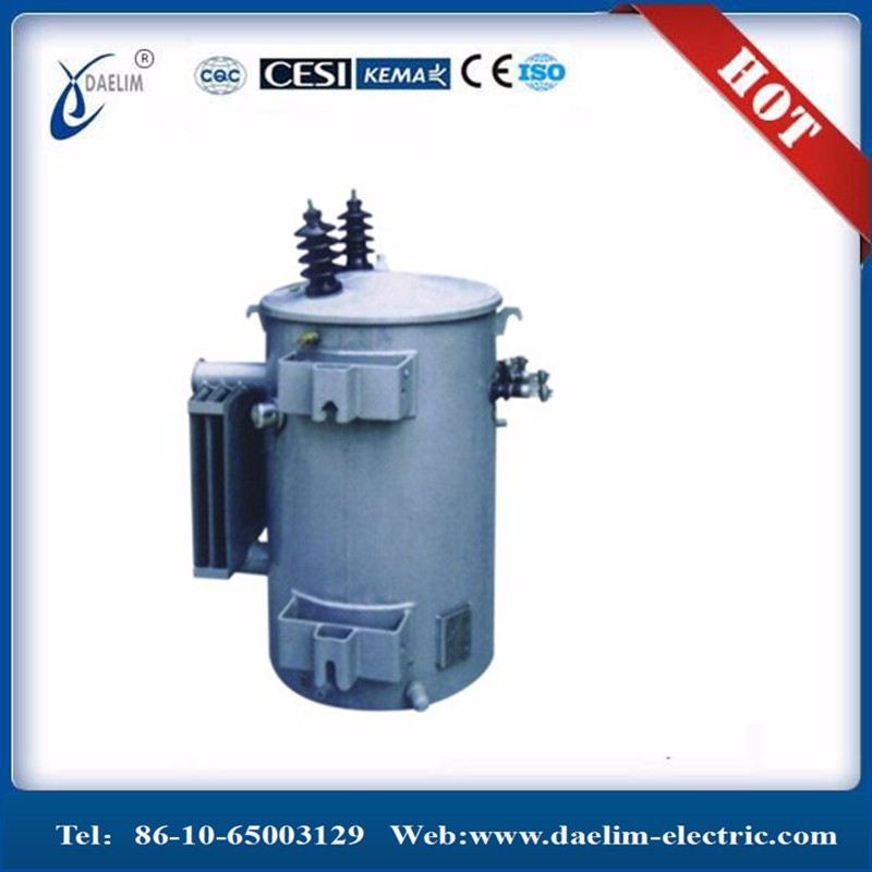 High Quality Best Selling Load-ratia Voltage Regulation 10KV Single Phase 25KVA Distribiton Power Transformer