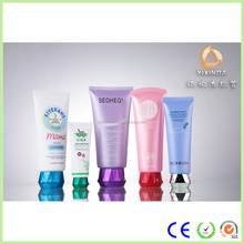 colorful cosmetics plastic tube 200ml in packaging tubes