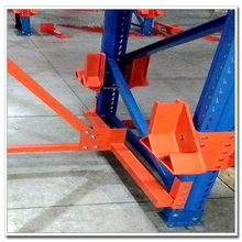 ISO certificate anti corrosion iron cantilever Steel coil racks