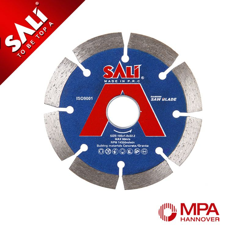 Cost Effective Eco-friendly concrete reinforce saw blade