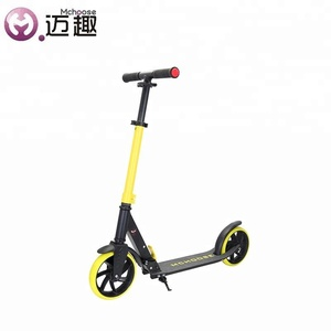 Best quality lightweight best folding scooter 3 wheels for 5 year old