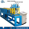 Galvanized Metal Milling Colored Steel Hydraulic Door Panels Roll Shutter Roll Forming Machine