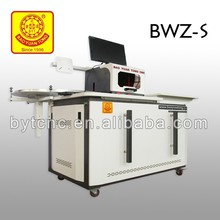 BYT galvanized sheet metal channel Channel Letter bending machine for signage