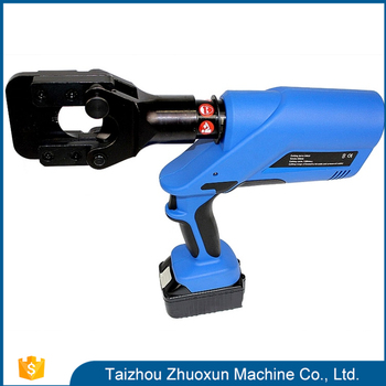 EZ-45 battery hydraulic cable cutter factory tools