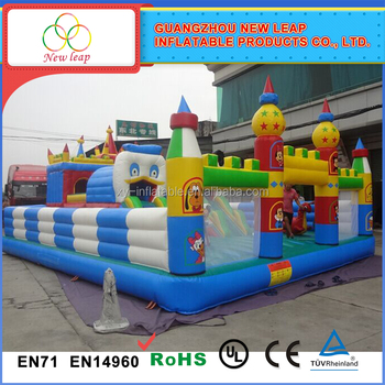 China best-selling commercial inflatable water park games