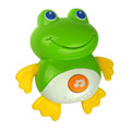 ICTI certificated custom made plastic active frog toys for children