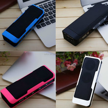 Bluetooth Speaker - 4000mAh Power Bank, FM Radio, TF Card Port