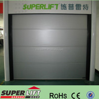 High density Polyurethane foam automatic garage door with