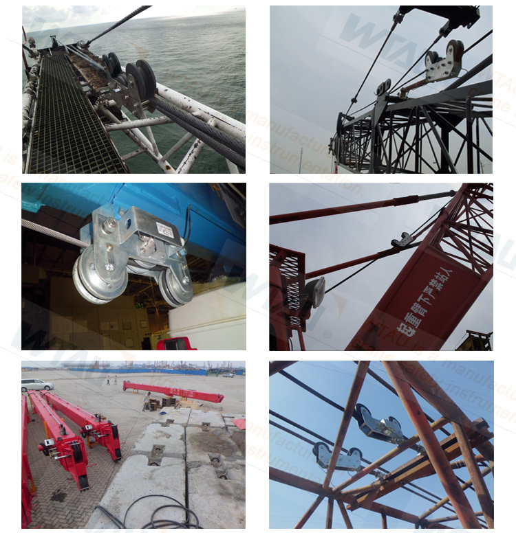 Pulleys In Cranes : Shl weight sensor for tower cranes buy load