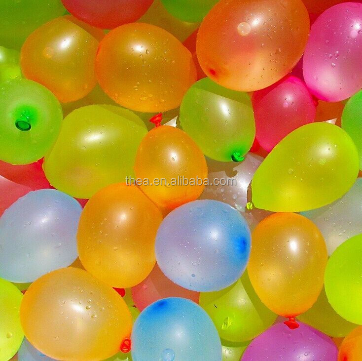 2016 Best selling China wholes quality good price crazy balloons/bunch balloons for kids super summer fun