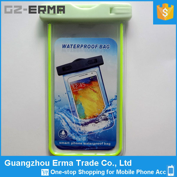 For Blackberry Z3 Pouch, Phone Waterproof Case for Blackberry Z3