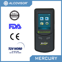 Alcovisor MERCURY - Breath Alcohol Tester