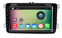 8 inch Android 4.4 Car DVD player for VW Passat B5 Golf Bora polo with Capacitive touch Screen 1024HD Navi gps