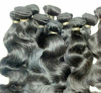 Rock bottom price high quality 2014 top sale wholesale virgin human hair