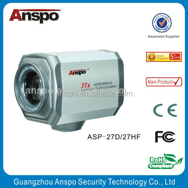 Hot Selling Security System Camera outdoor Waterproof IP66 Survillance 700tvl Zoom camera