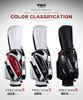 Beautiful design golf bag with factory direct price hot sales