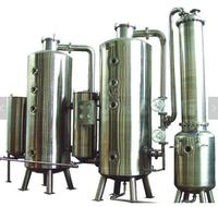 LPH Double-Effect Vacuum falling film Juice syrup concentration evaporator