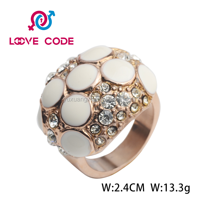 High quality bulk sale stainless steel rings wholesale jewelry