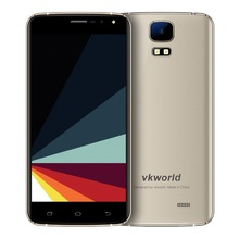 Factory Price Dual Camera Flash Mobile Phone VKWORLD S3 MTK6580A Quad Core Android 7.0 3G Dual SIM Smart Mobile Phone Original