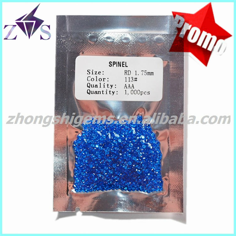 High quality semi- precious loose Spinel stone