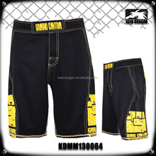 High fashion Clothing Super Soft Mens MMA Polyester Spandex Shorts