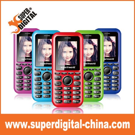 wholesale very small size China mobile phone/cheap price 2G GSM quad bands 1.8 inch