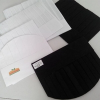 Equipment for mcdonalds modern restaurant uniforms hat for chef