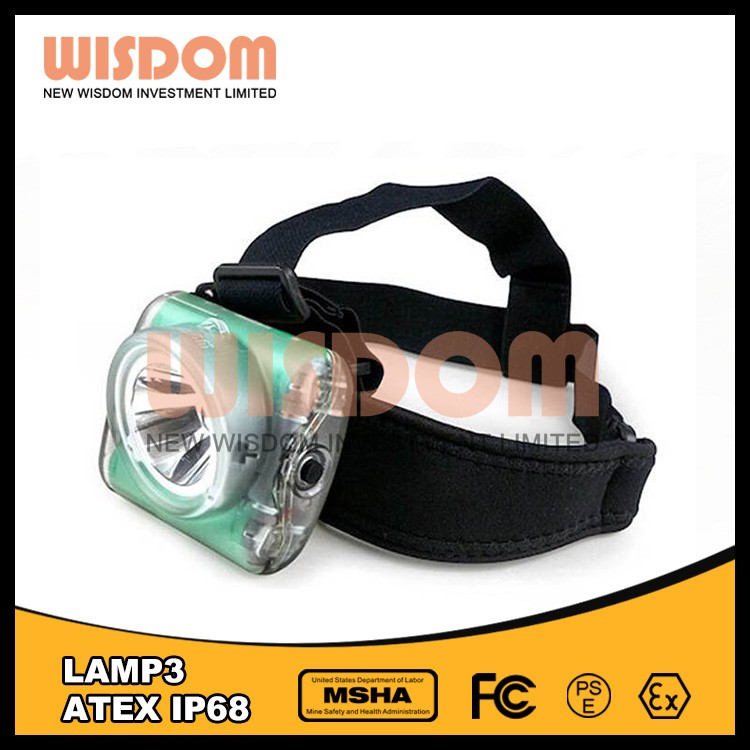 Wisdom ATEX approved mining lamp toyota corolla head lamp