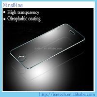 2015 High quality 9H tempered glass screen protector for Walton F6