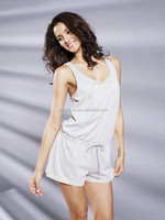 Fashion New Style Good Quality Sexy X-Back Romper Jumpsuit Sleepwear For Woman