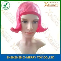 Horse riding dance cosplay Lady beauty wigs Head Cap Decorations Costume dressup gadgets Special Effect