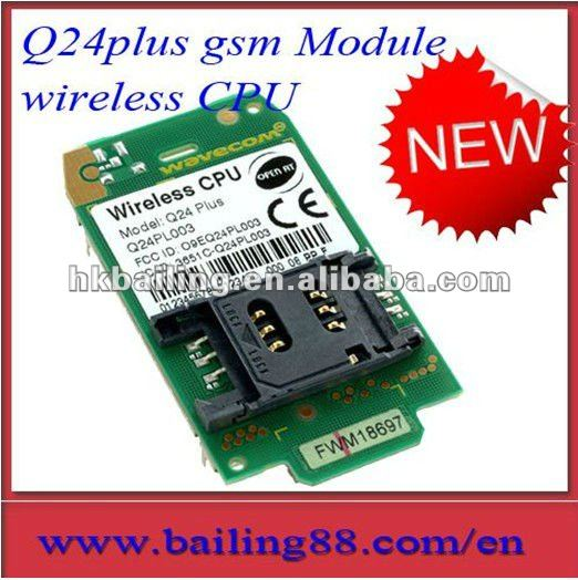 Wavecom Q24plus gsm gprs module,M2M industrial gsm wireless module