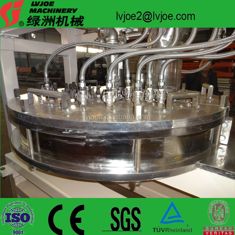 pin type mixer for gypsum board plant