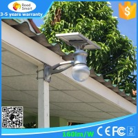 Solar Led Garden Light Pole Outdoor
