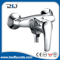 China faucet distributors factory export chrome brass bath shower faucet ceramic cartridge bathroom faucets tap mixer