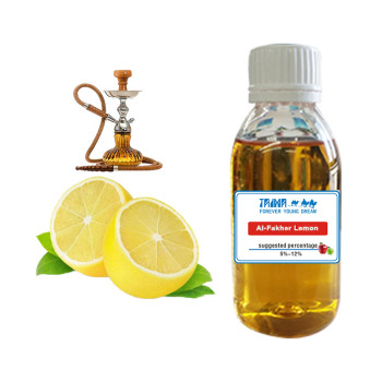 Wholesale Hookah Usp Grade Concentrated Al-Fakher Lemon Flavor Used For Shisha