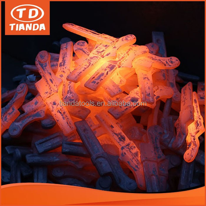Market Oriented ODM Factory Parts Copper Forging