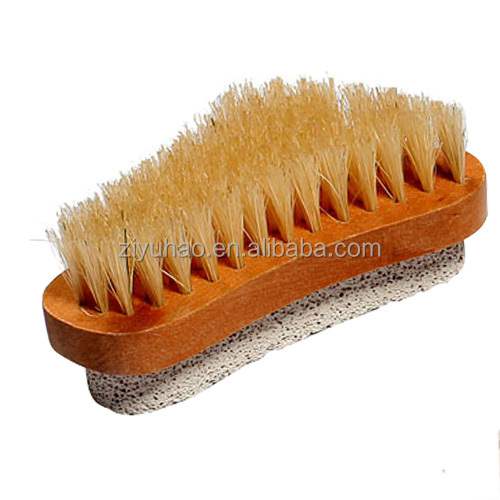 Wooden foot scrub/foot scrubber brush,foot scrubber and brush