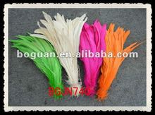 party decoration christmas of chicken feather