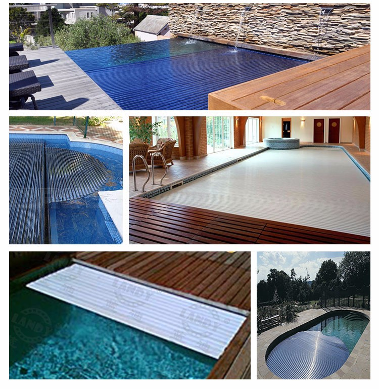 2016 Hot Thermal Retractable Swimming Pool Covers Buy Retractable Swimming Pool Covers Product