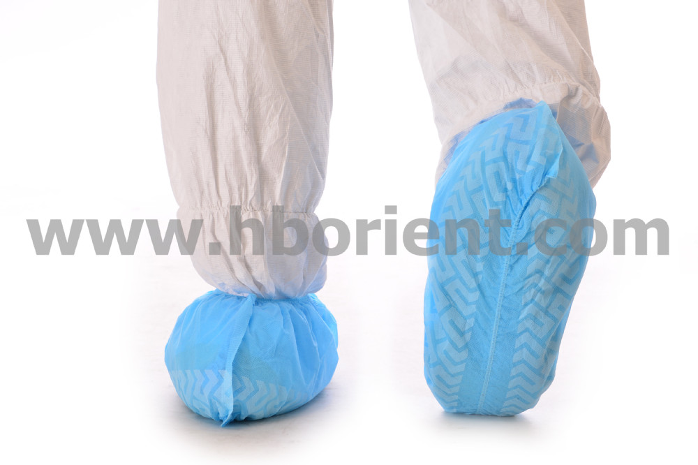 disposable plastic waterproof shoe covers for kids