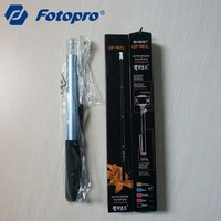 Fotopro Stock available monopod camera tripod selfie stick with cable for IOS android